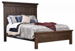 Timbermill Panel Bed  -  Cat No: 500-CWF9001-11  -  Click To Order  -  ID: 9875