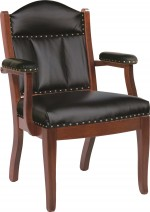 Low Back Client Chair  -  Cat No: 201-CLAL81-44  -  Click To Order  -  ID: 5501