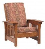 Mission Morris Chair  -  Cat No: 225-2000C-85  -  Click To Order  -  ID: 1512