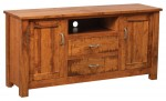Rustic Hilton TV Stand  -  Cat No: 502-RHTV745-37  -  Click To Order  -  ID: 9108
