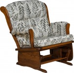 Swan Back Chair & A Half Glider  -  Cat No: 275-072F-118  -  Click To Order  -  ID: 9609