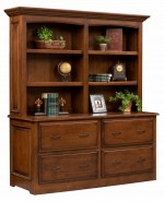 Liberty Double Lateral File Cabinet  -  Cat No: 453-LIB1309(1315)-63  -  Click To Order  -  ID: 9828