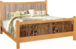East Metro Spindle Bed  -  Cat No: 550-EM380-34  -  Click To Order  -  ID: 10020