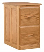 Traditional File Cabinet  -  Cat No: 453-TLR2-73  -  Click To Order  -  ID: 10003