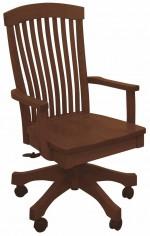 Empire Desk Chair  -  Cat No: 203-90DA-27  -  Click To Order  -  ID: 4207