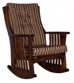 Sebana Slat Rocker  -  Cat No: 260-400F-118  -  Click To Order  -  ID: 9607