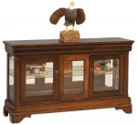 Louis Philippe Large Console Curio  -  Cat No: 418-GO-2085-9  -  Click To Order  -  ID: 7187