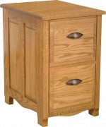 Laurel File Cabinet  -  Cat No: 453-LFC2-87  -  Click To Order  -  ID: 8110