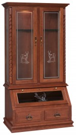 Gun Cabinet  -  Cat No: 452-GO-5009-9  -  Click To Order  -  ID: 1075