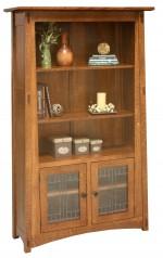 McCoy Bookcase  -  Cat No: 455-135MB-127  -  Click To Order  -  ID: 9555