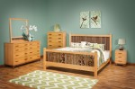 East Metro Bedroom Collection  -  Cat No: 580-EM-34  -  Click To Order  -  ID: 10016