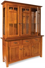 Brunswick Hutch  -  Cat No: 403-BRUN2DR-125  -  Click To Order  -  ID: 9514