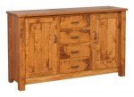 Riverton Rustic Sideboard  -  Cat No: 415-RSB760-37  -  Click To Order  -  ID: 9918