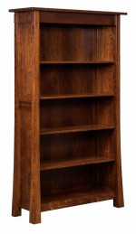 Lakewood Bookcase  -  Cat No: 455-LKBK72-115  -  Click To Order  -  ID: 8914
