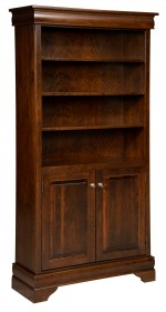 Fairfield Bookcase  -  Cat No: 455-LA269WD-126  -  Click To Order  -  ID: 8939