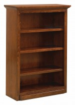 Regency Bookcase  -  Cat No: 503-RRBK50-73  -  Click To Order  -  ID: 9993