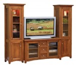 Garnet Hill Plasma Wall Unit  -  Cat No: 504-48702DDD2DR711-48  -  Click To Order  -  ID: 9141