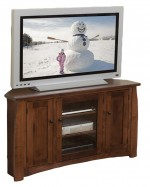 Sonoma Corner Plasma TV Stand  -  Cat No: 504-86900DR-48  -  Click To Order  -  ID: 9147