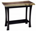 Elijan Live Edge Hall Table  -  Cat No: 304-E090136-103-O  -  Click To Order  -  ID: 10028