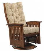 Deluxe Mission Swivel Glider  -  Cat No: 275-862-69  -  Click To Order  -  ID: 4726