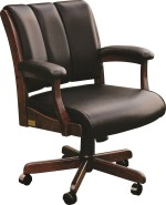 Edelweiss Desk Chair  -  Cat No: 203-ED57L-44  -  Click To Order  -  ID: 7640