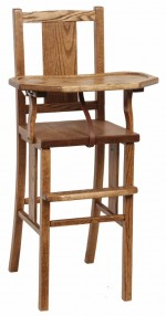 Baywood Highchair  -  Cat No: 215-H091400-103-O  -  Click To Order  -  ID: 3139