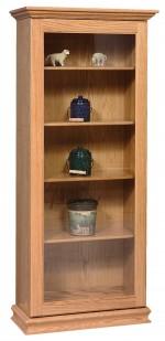 Sliding Door Bookcase  -  Cat No: 455-GO-3308-9  -  Click To Order  -  ID: 7213