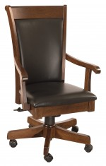 Acadia Desk Chair  -  Cat No: 203-ACADC-40  -  Click To Order  -  ID: 9383