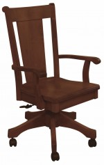 Cape May Office Chair  -  Cat No: 203-72DA-27  -  Click To Order  -  ID: 2749