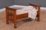 Mission Bed Seat  -  Cat No: 555-BRMISS-5  -  Click To Order  -  ID: 2488