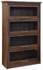 Mission Lawyers Bookcase  -  Cat No: 503-MLB36-73  -  Click To Order  -  ID: 9977