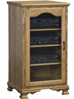 Heritage Stereo Cabinet  -  Cat No: 505-SC0SCH-116  -  Click To Order  -  ID: 7117