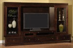 Tuscana Modular Entertainment Center  -  Cat No: 502-81-66TC-30SU-30CC-66BU-66WU-10  -  Click To Order  -  ID: 4211