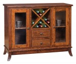 Covington Wine Cabinet  -  Cat No: 403-800-22  -  Click To Order  -  ID: 9931