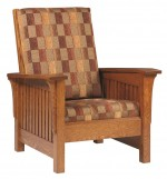 Mission Chair  -  Cat No: 225-1500C-85  -  Click To Order  -  ID: 1936