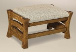 Barrington Footstool  -  Cat No: 276-405BNFF-117  -  Click To Order  -  ID: 4869