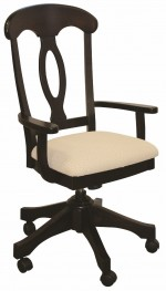Napolean Desk Chair  -  Cat No: 203-70HDA-27  -  Click To Order  -  ID: 811