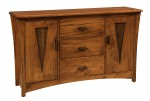 Delphi Sideboard  -  Cat No: 415-DSB420-127  -  Click To Order  -  ID: 9548