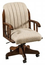 Delray Desk Chair  -  Cat No: 203-732DC-104  -  Click To Order  -  ID: 6652