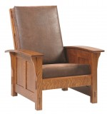 Shaker Morris Chair  -  Cat No: 225-1600MC-85  -  Click To Order  -  ID: 2585
