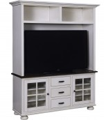 Kaitlyn Console w/Hutch  -  Cat No: 502-SC60HKAIT-116  -  Click To Order  -  ID: 9730