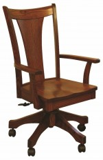 Falcon Desk Chair  -  Cat No: 203-65AD-27  -  Click To Order  -  ID: 5447