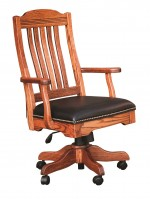 Royal Desk Chair  -  Cat No: 203-RDAC330L-44  -  Click To Order  -  ID: 5508