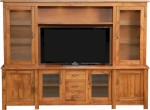 Riverton Rustic Wall Unit  -  Cat No: 504-RH750-37  -  Click To Order  -  ID: 9917