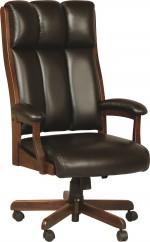 Clark Executive Desk Chair  -  Cat No: 203-CE58L-44  -  Click To Order  -  ID: 7639