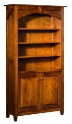 Kensing Bookcase  -  Cat No: 455-LA27672WD-126  -  Click To Order  -  ID: 9641