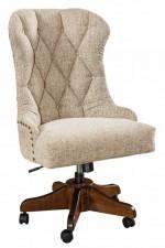 Elmira Desk Chair  -  Cat No: 203-ELMDCH-104  -  Click To Order  -  ID: 6663
