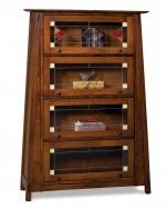 Colbran Barrister Bookcase  -  Cat No: 503-FVBR4DRCB-107  -  Click To Order  -  ID: 9690