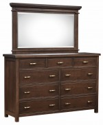 Timbermill Tall Dresser  -  Cat No: 565-CWF9011-11  -  Click To Order  -  ID: 9877