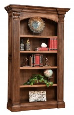 Montereau Bookcase  -  Cat No: 503-MON1611-63  -  Click To Order  -  ID: 9840